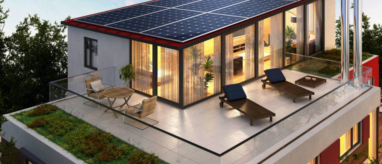 Le toit-terrasse : une construction qui fait de plus en plus d'adeptes
