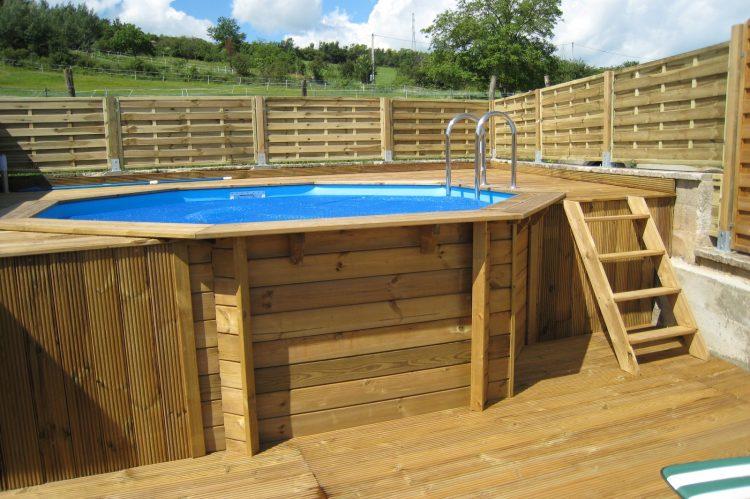 Le site d comanie le site des passionn s for Installer une piscine hors sol