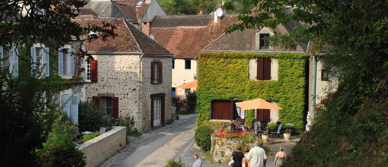 Le petit village francilien où vous allez élire domicile